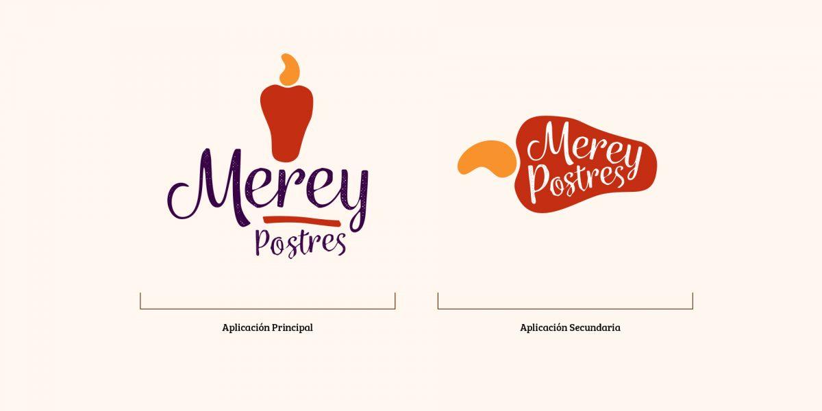 Merey Postres - Logos