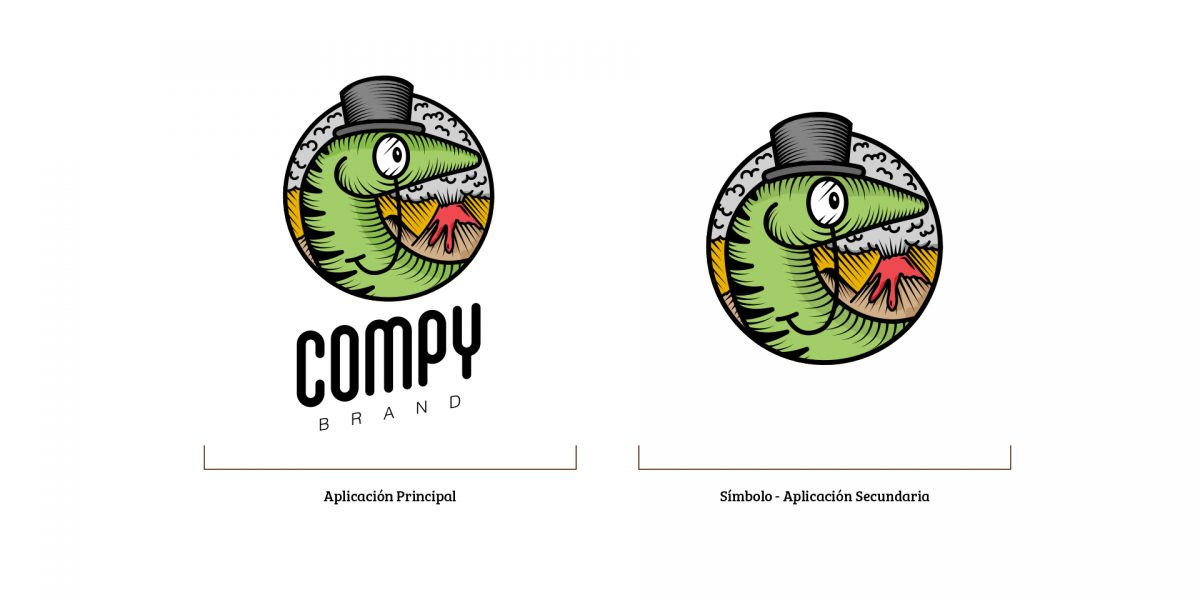 Compy Brand - Logos