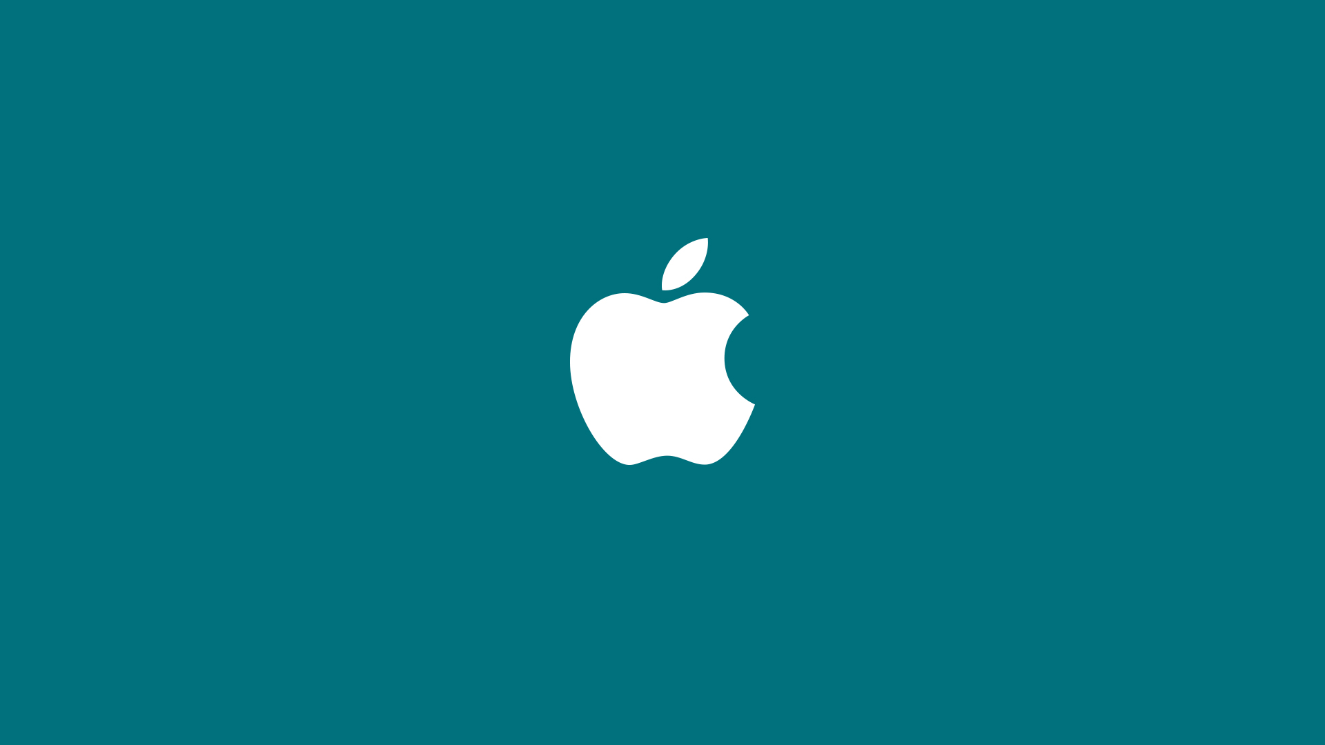 Logo de la marca Apple